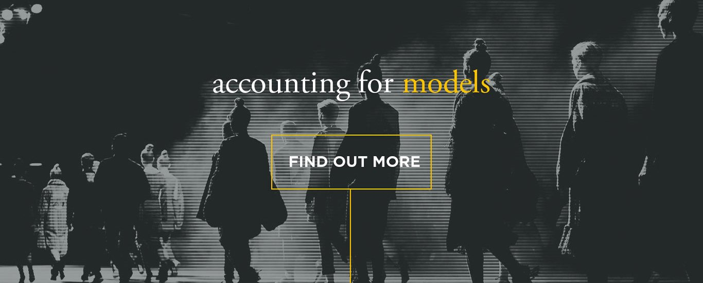 accounting for models