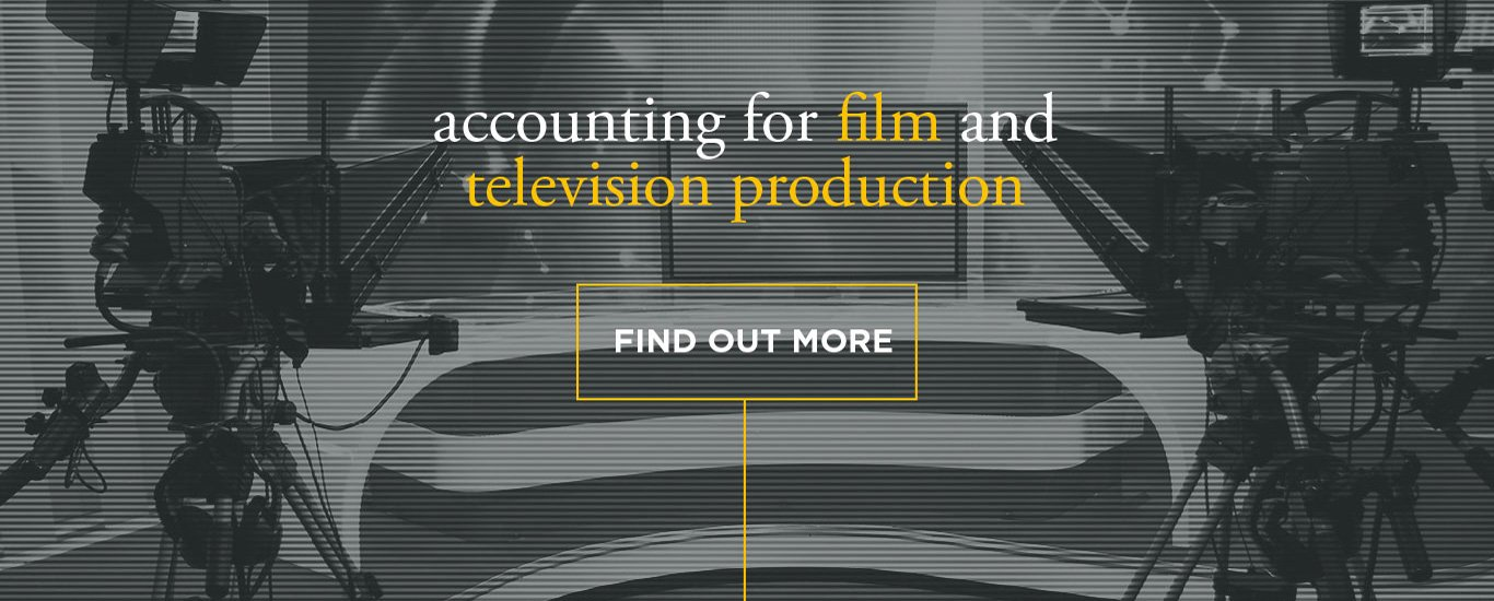 Accounts and Tax Advice for Film and TV Actorstax